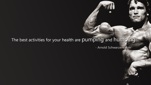 Top Arnold quotes