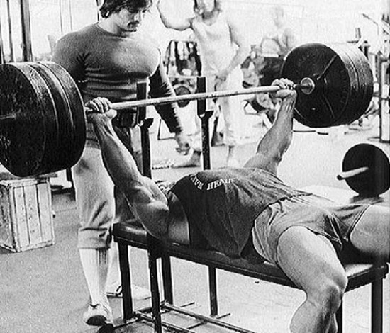 Exercises to get jacked