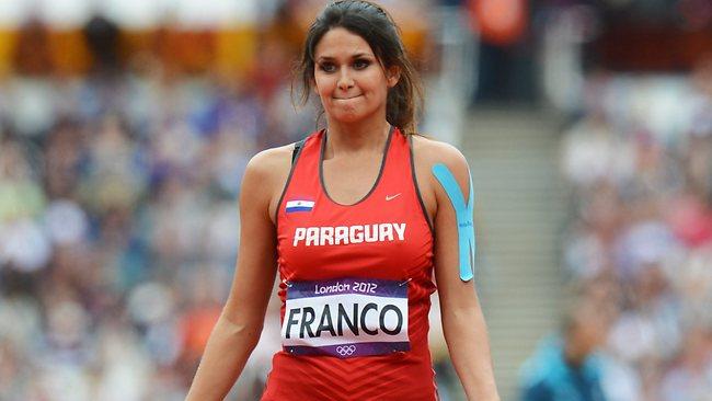 Hot female olympic athletes