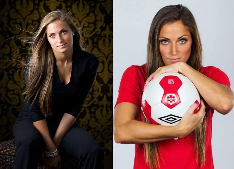 Hot women athletes