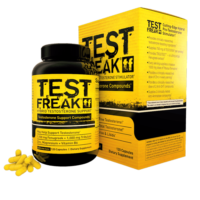 Test Freak Testosterone Booster