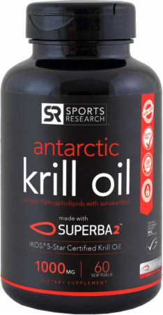 Reviews of krill oil