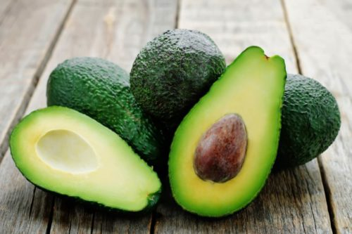 Avocados for dieting