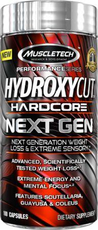 Hydroxycut Next Gen